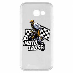 Чехол для Samsung A5 2017 Motocross