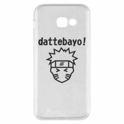 Чохол для Samsung A5 2017 Naruto dattebayo!