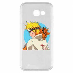 Чохол для Samsung A5 2017 Naruto Uzumaki Hokage