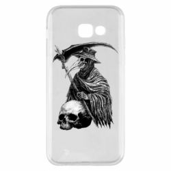 Чехол для Samsung A5 2017 Plague Doctor graphic arts