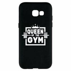 Чохол для Samsung A5 2017 Queen Of The Gym