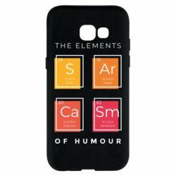 Чохол для Samsung A5 2017 Sarcasm