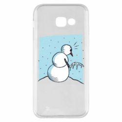 Чохол для Samsung A5 2017 Snowman. It's Cold!