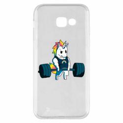Чохол для Samsung A5 2017 The unicorn is rocking