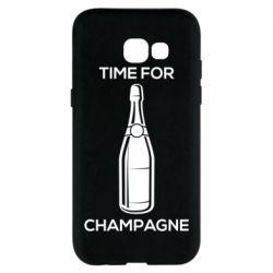 Чохол для Samsung A5 2017 Time for champagne