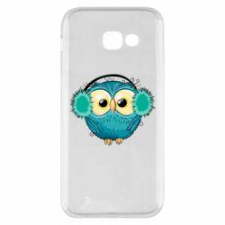 Чехол для Samsung A5 2017 Winter owl