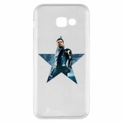 Чохол для Samsung A5 2017 Winter Soldier Star