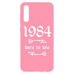 Чохол для Samsung A50 1984 Born to win
