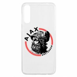 Чохол для Samsung A50 Ajax лого