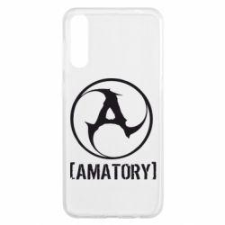 Чохол для Samsung A50 Amatory