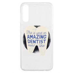 Чохол для Samsung A50 Amazing Dentist