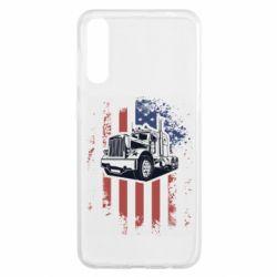 Чохол для Samsung A50 American Truck
