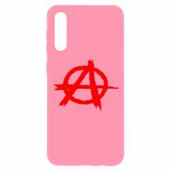 Чохол для Samsung A50 Anarchy