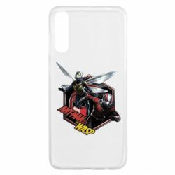Чохол для Samsung A50 ANT MAN and the WASP MARVEL