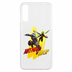 Чохол для Samsung A50 Ant - Man and Wasp