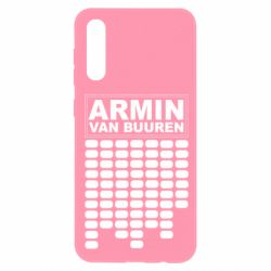 Чохол для Samsung A50 Armin Van Buuren Trance