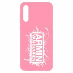 Чехол для Samsung A50 Armin Van Buuren