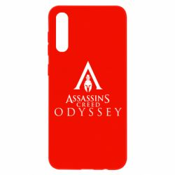 Чохол для Samsung A50 Assassin's Creed: Odyssey logotype