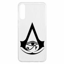 Чохол для Samsung A50 Assassin's Creed Origins logo