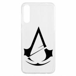 Чохол для Samsung A50 Assassins Creed Logo
