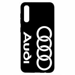 Чехол для Samsung A50 Audi