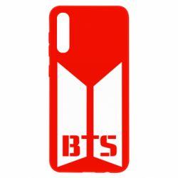 Чохол для Samsung A50 Bangtan Boys double logo