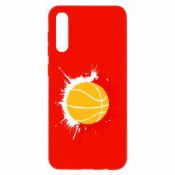 Чохол для Samsung A50 Баскетбольний м'яч