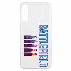 Чохол для Samsung A50 Battlefield 5 bullets