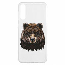 Чохол для Samsung A50 Bear graphic