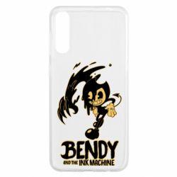 Чохол для Samsung A50 Bendy And The Ink Machine 1