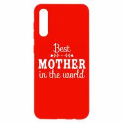 Чохол для Samsung A50 Best mother in the world