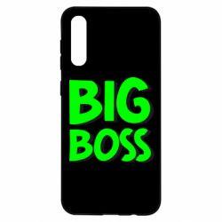 Чохол для Samsung A50 Big Boss