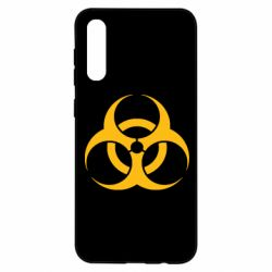Чохол для Samsung A50 biohazard