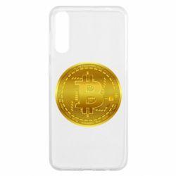 Чохол для Samsung A50 Bitcoin coin