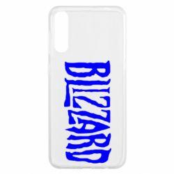 Чохол для Samsung A50 Blizzard Logo