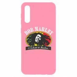 Чохол для Samsung A50 Bob Marley A Tribute To Freedom