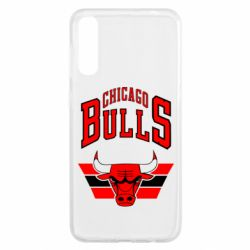 Чохол для Samsung A50 Великий логотип Chicago Bulls