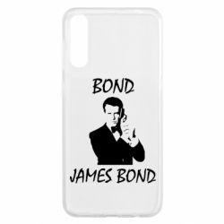Чохол для Samsung A50 Bond  James Bond