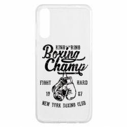 Чохол для Samsung A50 Boxing Champ