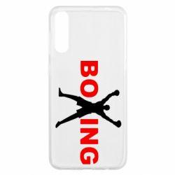 Чохол для Samsung A50 BoXing X