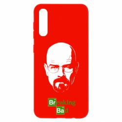 Чохол для Samsung A50 Breaking Bad  (Во все тяжкие)