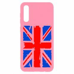 Чохол для Samsung A50 Британський прапор