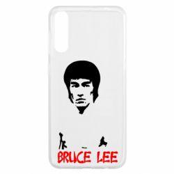 Чохол для Samsung A50 Bruce Lee