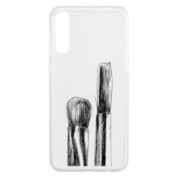 Чохол для Samsung A50 Brushes