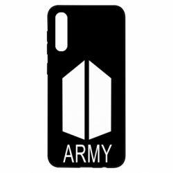 Чохол для Samsung A50 Bts army