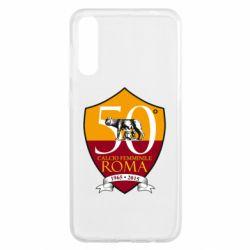 Чохол для Samsung A50 Calcio Femminile Roma