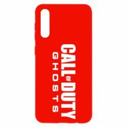 Чохол для Samsung A50 Call of Duty Ghosts логотип