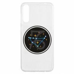Чохол для Samsung A50 Capricorn constellation