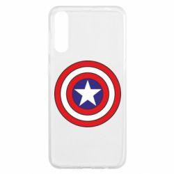 Чохол для Samsung A50 Captain America
