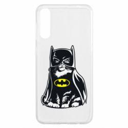 Чохол для Samsung A50 Cat Batman